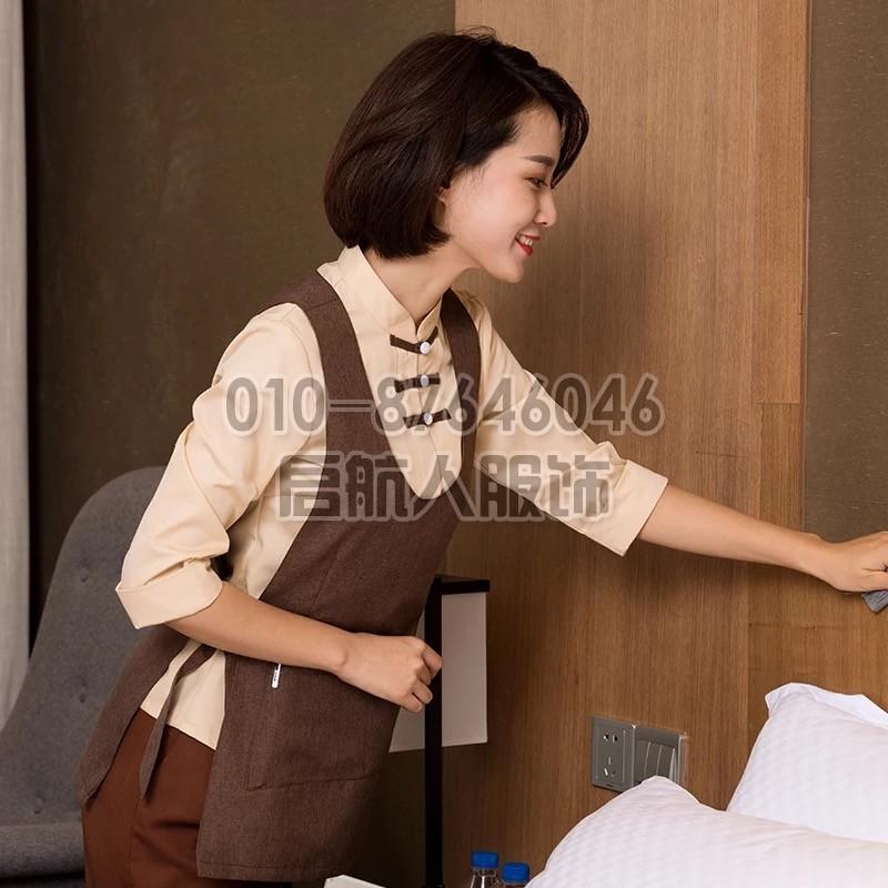保洁服短袖男女保洁员乐动体育官网入口宾馆酒店客房阿姨物业清洁工制服夏季